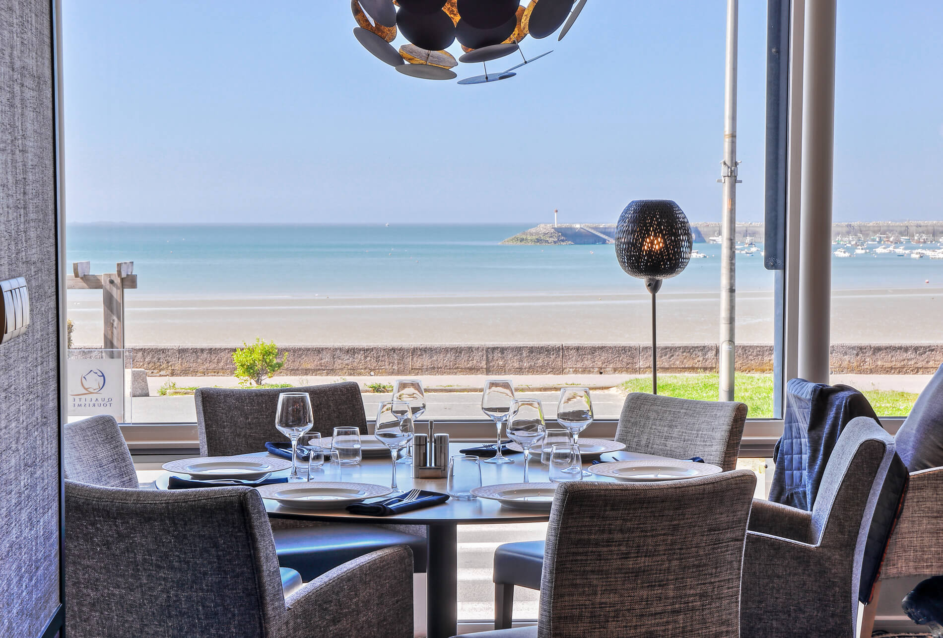 Restaurant Hôtel La Plage - Erquy